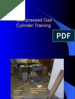 Compressed Gas Cylinder Training