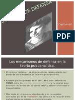 Mecanismos de defensa .ppt