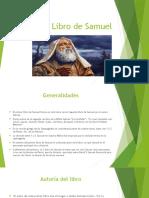 I y II Libro de Samuel