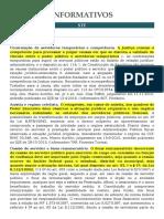 Informativos STF.stj (Agentes Públicos e Improbidade)