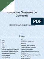 Geometría (conceptos básicos)