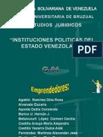INSTITUCIONES POLITICAS DEL ESTADO VENEZOLANO.ppt