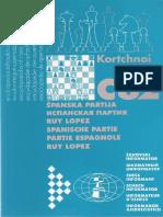 Chess Informant - Kortchnoi - Ruy Lopez (C82)