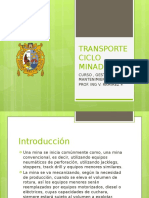 Curso Gestion Transporte Trackless