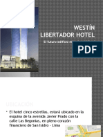 Westín Libertador Hotel