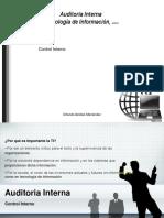 Presentacion i Control Interno