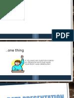 2 Data Presentation+