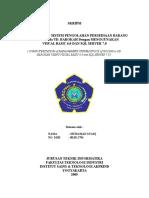 9908_BD2_007_Studi_Kasus_008_Sistem_Persediaan_Barang_dgn_VB60_dan_SQL_Server.doc