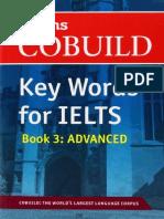 Collins - Cobuild Key Words for IELTS Book 3 Advanced