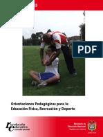Documento 15. ORIENTACIONES PEDAGOGICAS PARA  EDUCACION FISICA Y DEPORTE.pdf