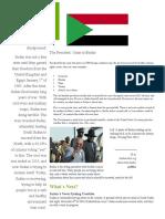 sudan newsletter