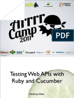 Test Web Apis