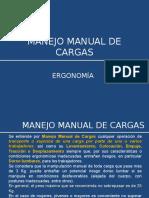 LEVANTAMIENTO MANUAL CARGAS MEDICINA PREVENTIVA.ppt