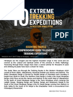 Extreme Guide to Western Himalayas