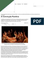 A Convicção Punitiva - Brasileiros