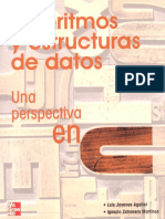 Algoritmos y Estructuras de Datos - Joyanes