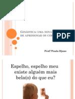 Ginástica - Paula Djane