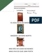 Leia o Poema de Vinícius de Moraes