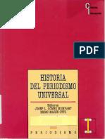 Mompart Josep - Historia Del Periodismo Universal.pdf