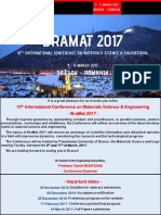 First Call BraMat2017