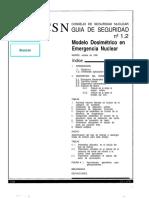 N1_2 Modelo Dosimetrico Emergencia Nuclear