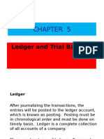 Topic 05_ledger and Trial Balance