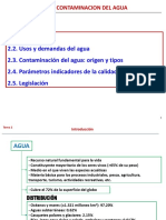 Tema 2 Contaminación Del Agua 2014-15