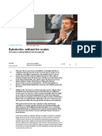 Rybolovlev Without His Scales Novaya Gazeta 5 Oct 2016