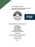 Studi Literatur Meteorologi