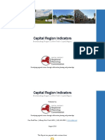 Capital District Regional Indicators, 2016