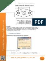Tutorial Brida Parametrica con catia v5