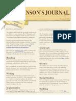 johnsons journal  11-7-16