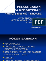 Statistik Mkek Idi Wil Dki 1997 2001
