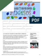Glosario de Terminos Sobre Medio Ambiente