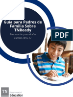 TN Ready Parent Guide Spanish