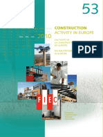 FIEC_Construction Activity in Europe 2010