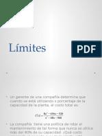 Limit Es