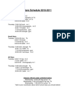 Stars Schedule 10-11[1]PDF