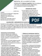 Impacto Ambiental de La Agricultura Escobedo Velasquez Luis