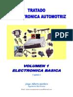 Tratado de Electrónica Automotriz-Volúmen 1-Electrónica Básica-Capítulo I