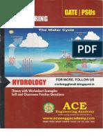 Engineering Hydrology Subramanya K Hydrology Water Resources