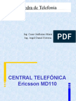 Central Telefonica ERICSSON