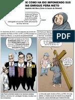 Breve reseña de reformas Peña