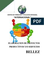 Modulo Elaboracion de Proyectos Internacional. (1)Areglado