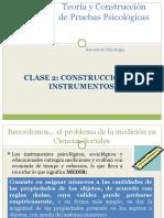 Clase 2 - Proposito de Los Instrumentos
