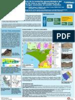 Datos Preliminares de La Evolución Geomorfológica Del