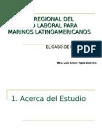 Estudio Regional Del Mercado Laboral Para Marinos La Ti No America Nos