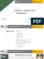G7 - CARPINTERIA METALICA VENTANA T2.pptx
