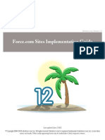 Salesforce Single Sign on Implementation Guide