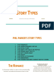 Phil Parker - Story Types